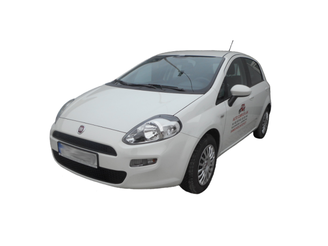 Fiat Punto, 2015r, segment B