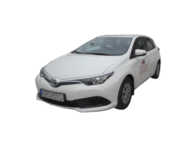 Toyota Auris, 2016r, segment C