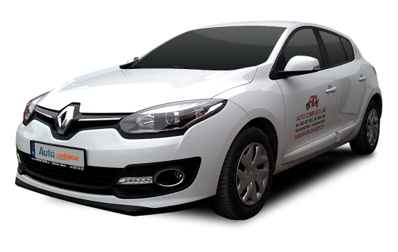 Renault Megane, 2014r, segment C